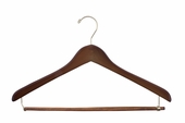 wishbone walnut hanger