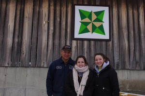 Motz Turf Farms barn quilt